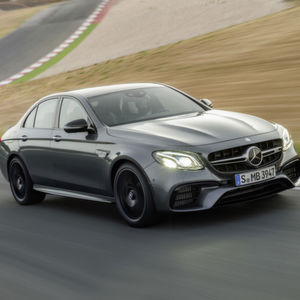 Mercedes-Benz E63 AMG: E-Klasse extrem