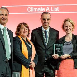 Lanxess Honored by Climate Protection Initiative