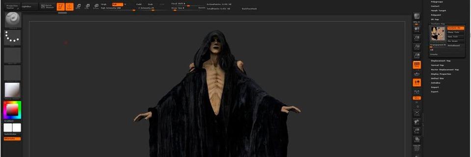 Wie mithilfe von 3D-Scannern eine Sleepy-Hollow-Figur entsteht
