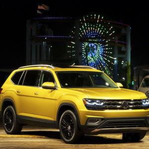 VW Atlas: Dieselfreies SUV soll Wende in den USA herbeiführen