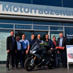 Zweiradhandwerk in Sachsen-Anhalt und Sachsen macht mobil
