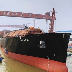 Anti Surge Valves for China's Largest LNG Tanker