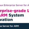 Suse-Distribution für ARM-Server