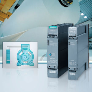 Siemens modernisiert thermistor motorschutzrelais for Siemens platz