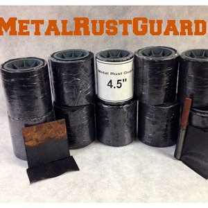 Preventing rust and corrosion