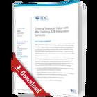 IDC Studie: B2B Integration im Cloudumfeld
