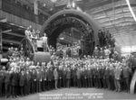 Für das 1924 in Betrieb genommene Walchenseekraftwerk, damals größten Speicherkraftwerks der Welt, entstanden im Dynamowerk imposante Einphasen-Generatoren.
