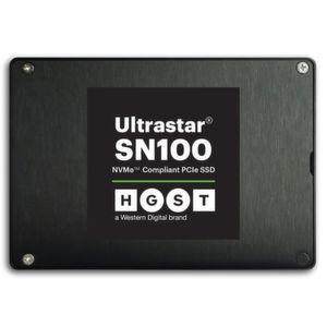 Schnelle 3,2 TByte NVMe-SSD von HGST