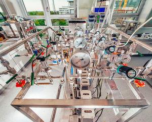 Neues Labor für europaweite Messungen von Radiokohlenstoff