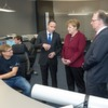 Neue zentrale Messwarte steuert Infra Leuna-Betriebsanlagen