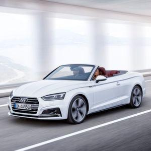 Audi A5 Cabrio: Luftige Ergänzung