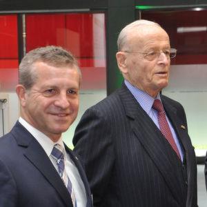 Skoda-Händler diskutieren Visionen und Verbesserungen