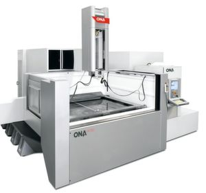 In single pass precision cutting the enhancements in performance of AV machines compared to previous ONA wire EDM machines sees an increase of cutting speed up to 40%, ONA says.