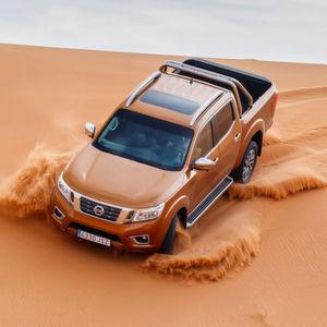 Nissan Navara: Rein in die Komfortzone