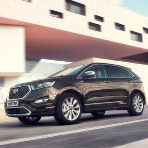 Ford Edge Vignale: Das gewisse Plus an Luxus