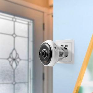 Full-HD-Überwachungskamera für die Steckdose