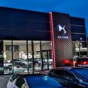 Erster DS-Store in Hamburg eröffnet