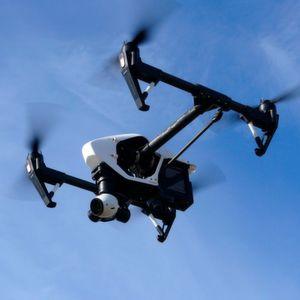 Drohnen-Annäherungen haben sich verfünffacht