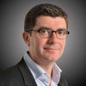 Xavier Pornain, Vice President Sales und Alliances von Sinequa.
