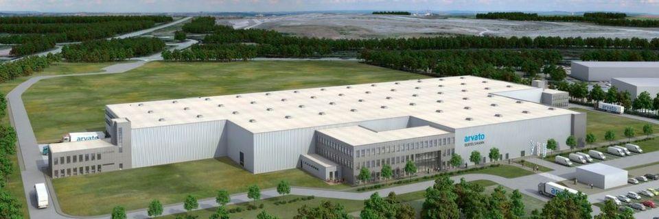Arvato Legt Grundstein Im Industriepark Dorsten Marl