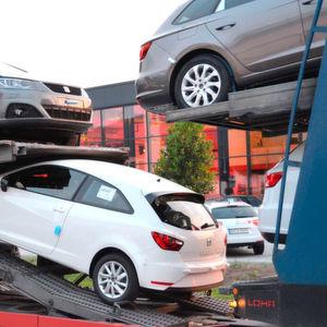 Europäischer Neuwagenmarkt leicht im Minus