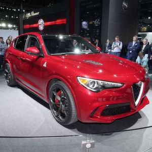 Alfa Stelvio: Dem SUV-Trend auf der Spur