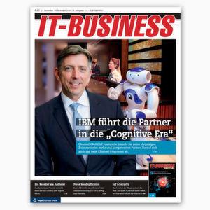 Exklusiv & vorab: die IT-BUSINESS 23/2016