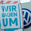 VW baut weltweit 30.000 Stellen ab
