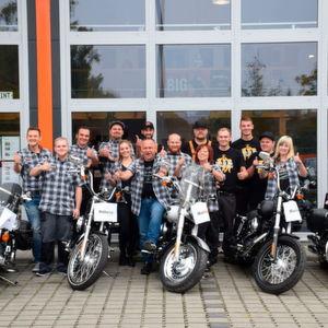 Motorradhändler des Jahres 2016: Harley-Davidson Westpoint Augsburg!