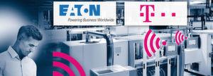 T-Systems und Eaton bündeln IoT-Kompetenzen