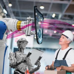 Produzieren in der intelligenten Fabrik: Keine Mauern für die Daten