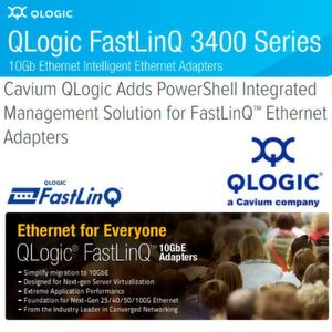 Cavium Qlogic für heterogene Netzwerke bis 100 GbE
