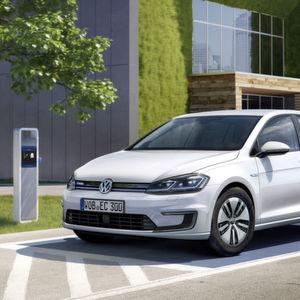 VW E-Golf: Mehr Reichweite, mehr Power