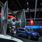 LA Auto Show 2016: Große SUV-Parade