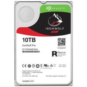 Seagate präsentiert IronWolf Pro mit 10 TByte