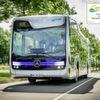 Autonom fahrender Mercedes-Benz Future Bus ausgezeichnet