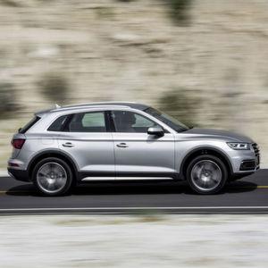 Audi Q5: Bretthart war gestern