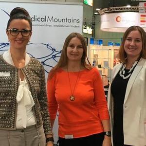 Erfolgreich in Düsseldorf / Was bringen 2017er Medtech-Messen in Stuttgart und Nürnberg?