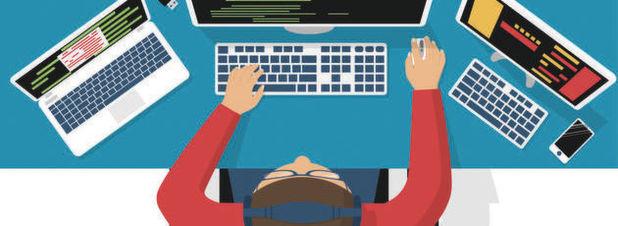 Multiplattform-Entwicklung: Viele Entwickler programmieren ihre Embedded-Applikationen für verschiedene Zielsysteme. Mit dem Qt-Framework lässt sich der Aufwand hier deutlch reduzieren.