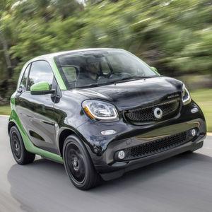 Smart Fortwo Electric Drive: Zwergstromer für die Stadt