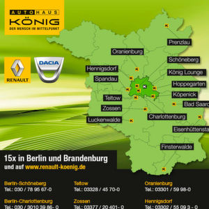 Renault König kauft Betrieb in Thüringen
