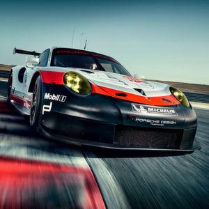 Neuer Porsche 911 RSR: Erstmals mit Mittelmotor