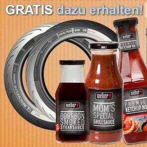 Motorradreifendirekt.de: Grill den Herbst!