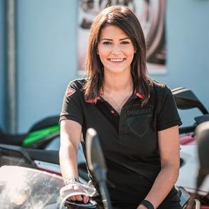 "Juliane Leckert ist ""Bike Woman of the year 2016"""