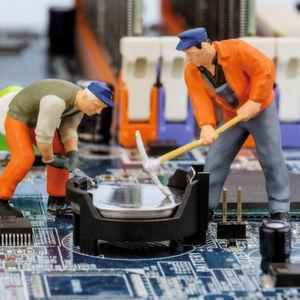 Meilensteine auf dem Weg zu einer intelligenten Fabrik
