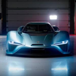 Chinas Super-Stromer: Next EV Nio EP9