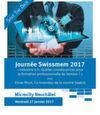 Journée Swissmem 2017 : Industrie 4.0 et formation