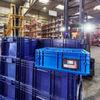 BLG entwickelt smarte Behälter für die Automobilindustrie