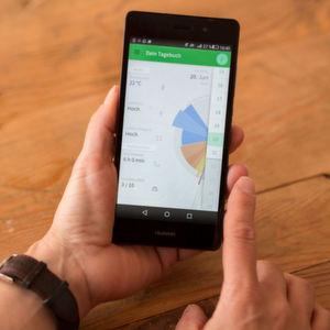 Mit dem Smartphone gegen Migräne