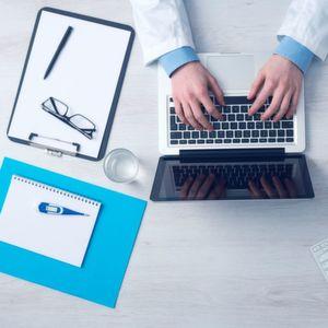 Büroarbeit kostet Ärzte zu viel Zeit